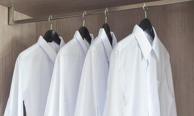 Come igienizzare i capi bianchi
