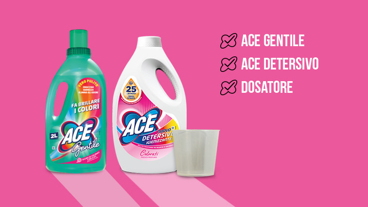 b5fbd4df70 Come Lavare i Vestiti dei Neonati | ACE | ACE