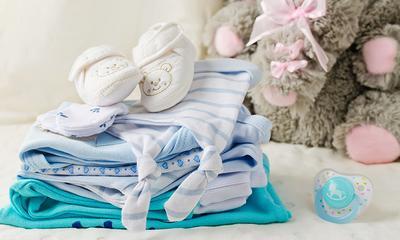 Come lavare i vestiti dei neonati
