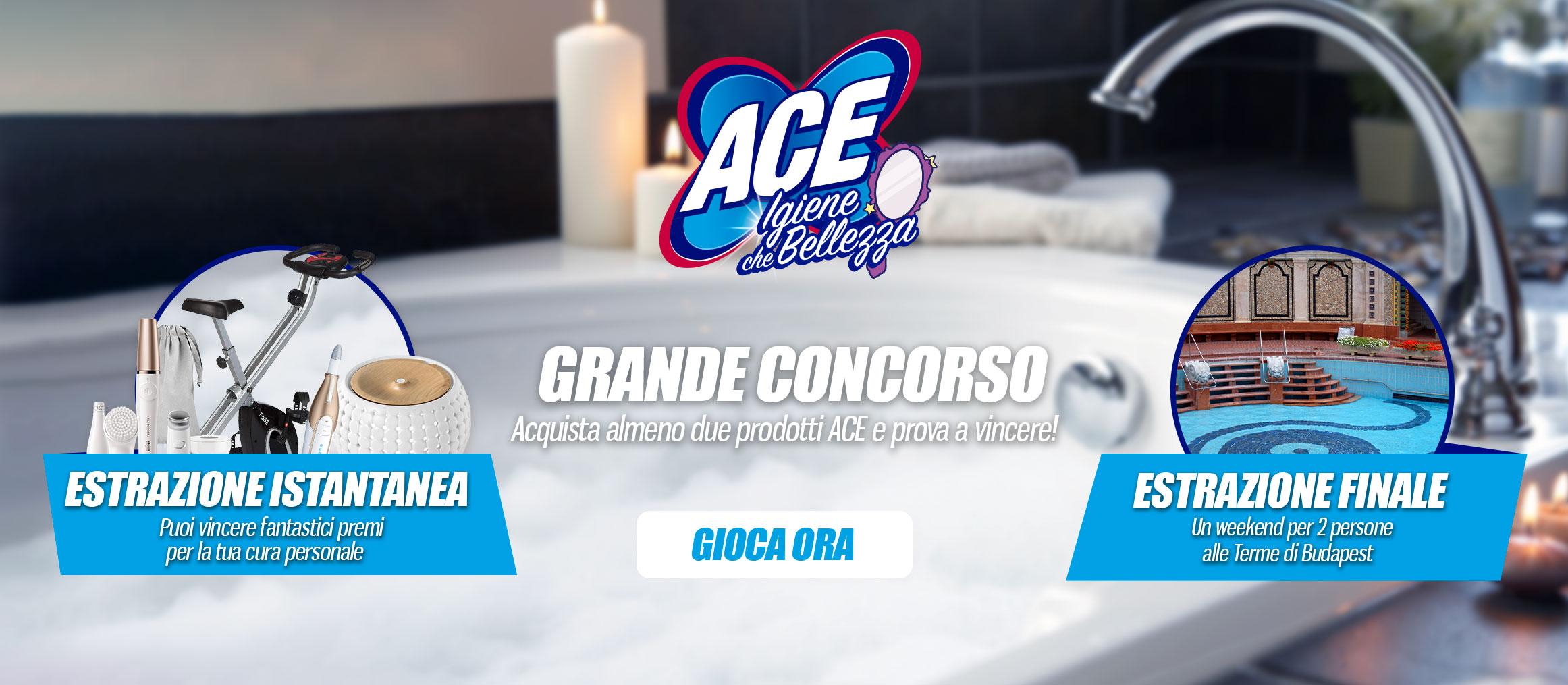 ACE Igiene che bellezza