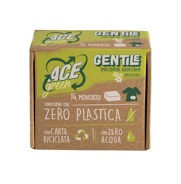 ACE Green Gentile monodosi
