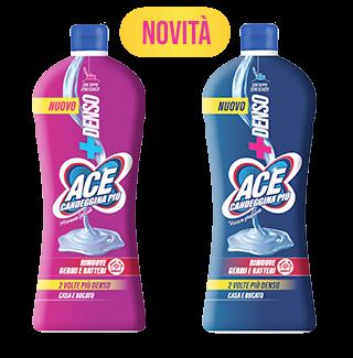 ACE Candeggina Più +DENSO Bottiglia Squeeze