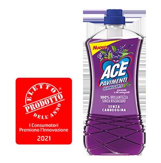 ACE Pavimenti Igienizzante Lavanda e Oli Essenziali