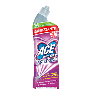 ACE Wc Gel Con Candeggina