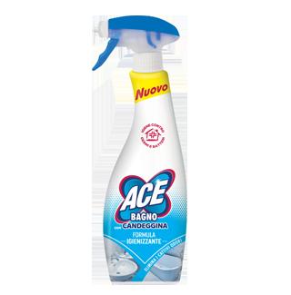 ACE Bagno con Candeggina