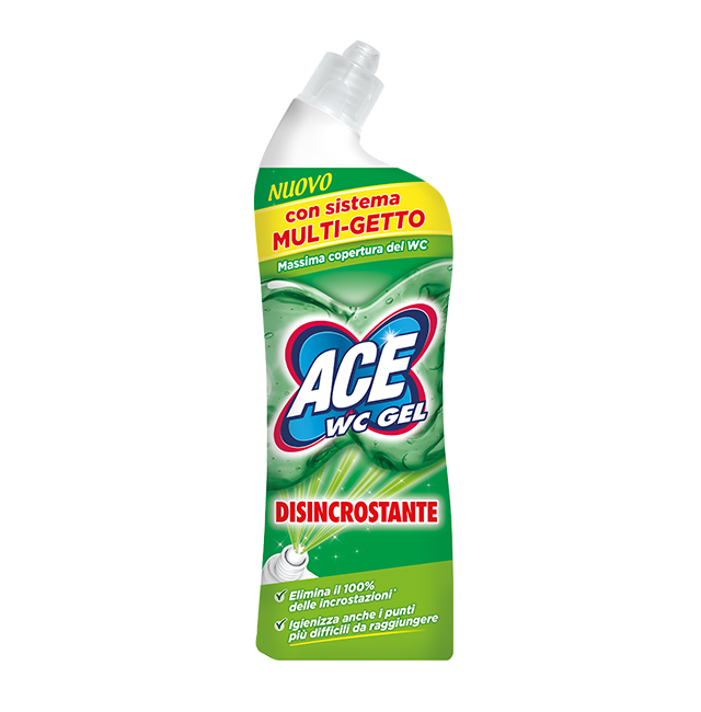 ACE Wc Gel Disincrostante